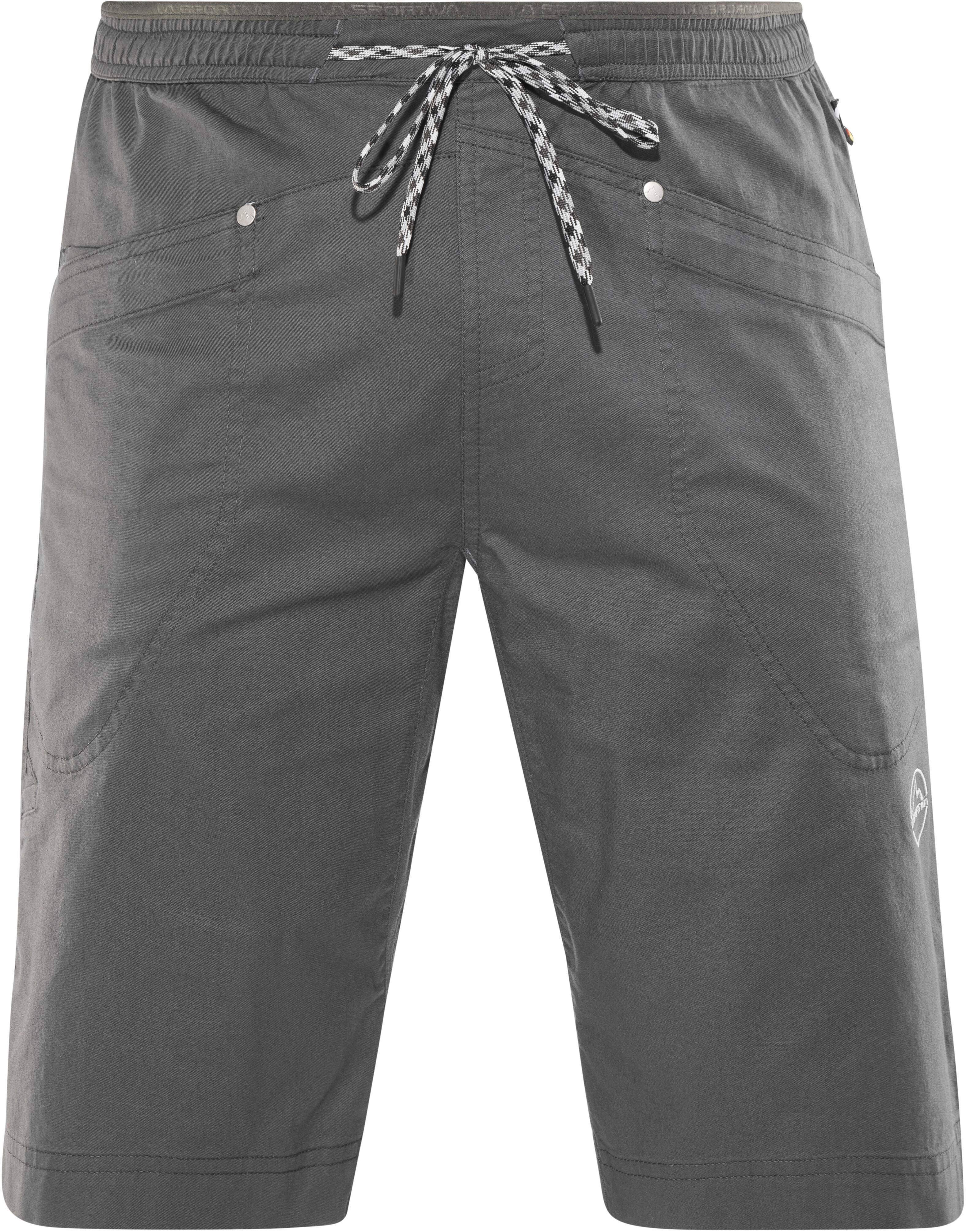 0c519cc84566 La Sportiva Bleauser - Shorts Homme - gris sur CAMPZ !